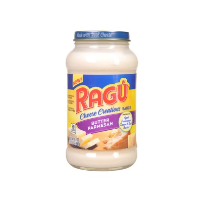 Ragu Parmesan Cheese & Butter Pasta Sauce 462g
