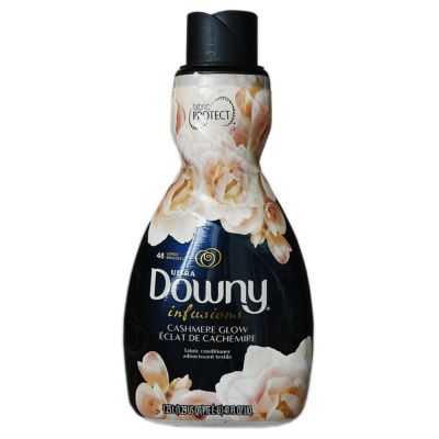 Downy Fabric Conditioner Adoucissant Textile 1.23L