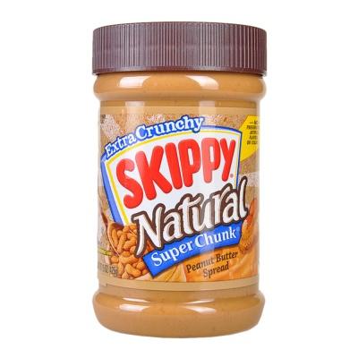 Skippy Nutrual Super Chunk Peanut Butter 425g