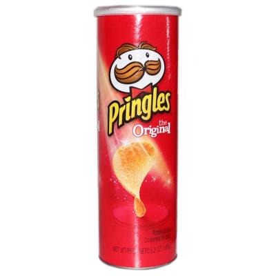 Pringles Original Potato Crisps 149g