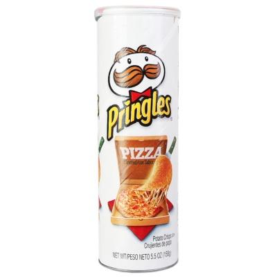 Pringles Pizza Potato Crisps 158g
