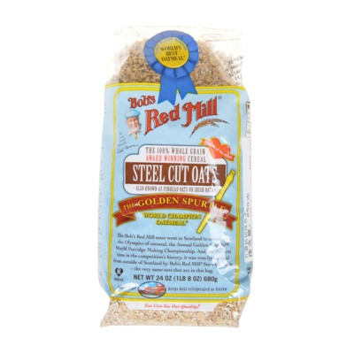 Bob's Red Mill Steel Cut Oats 680g