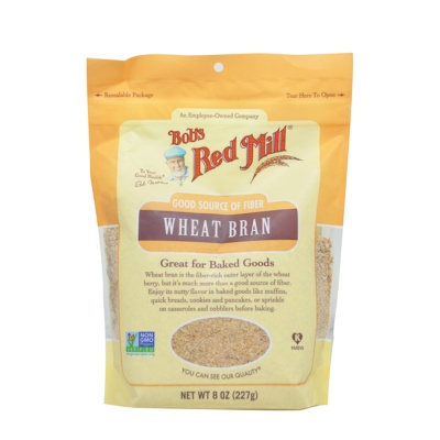 Bob'S Red Mill Wheat Bran 227g