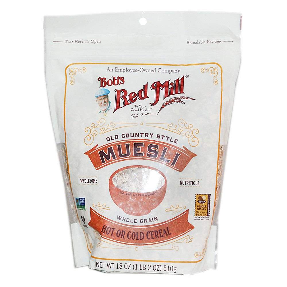 Bob's Red Mill Hot Or Cold Cereal 510g