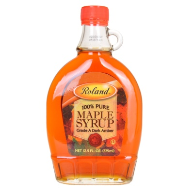 Roland 100% Pure Maple Syrup 375ml