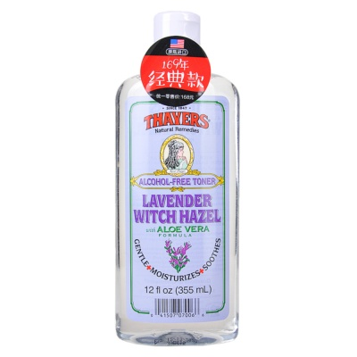 Thayers Lavender Witch Hazel Toner 355ml