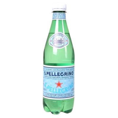 圣培露(塑料瓶) 500ml