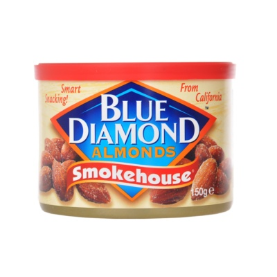 Blue Diamond Smokehouse Almonds 150g
