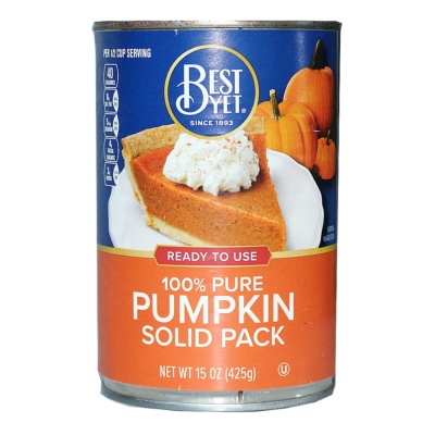 Bestyet Pumpkin Puree 425g
