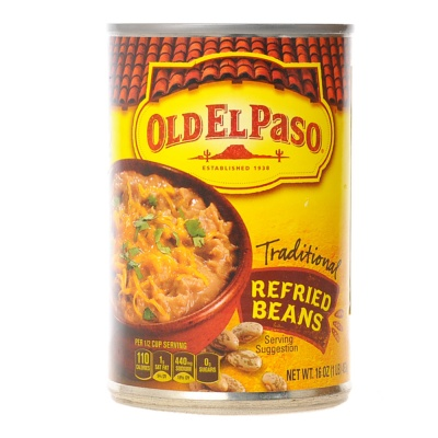 Oldelpaso Traditional Beans 453g