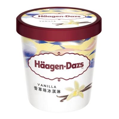 Haagen-Dazs Vanilla Ice Cream 392g