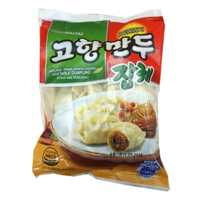 Haitai Vegetable Dumpling 450g