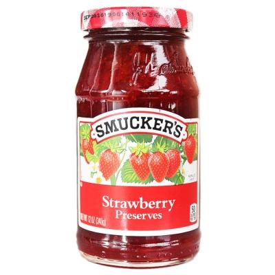 Smucker's Strawberry Preserves 340g