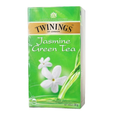 Twinings Jasmine Green Tea 50g