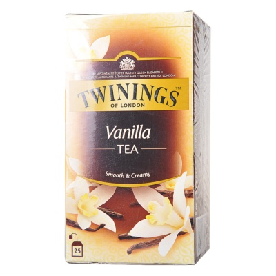 Twinings Vanilla Tea 50g