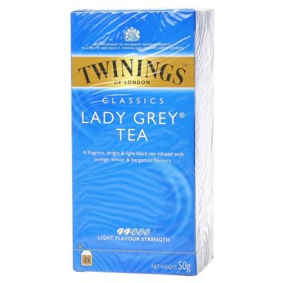 Twinings Classic Lady Grey Tea 50g
