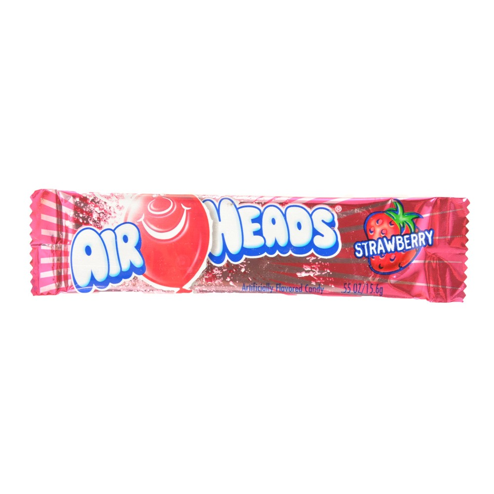 Airheads Stranberry Candy 15.6g