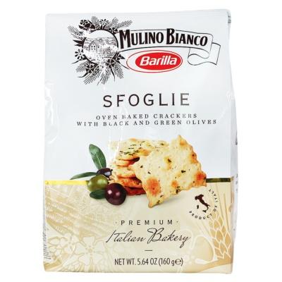 Barilla Olive Crackers 160g