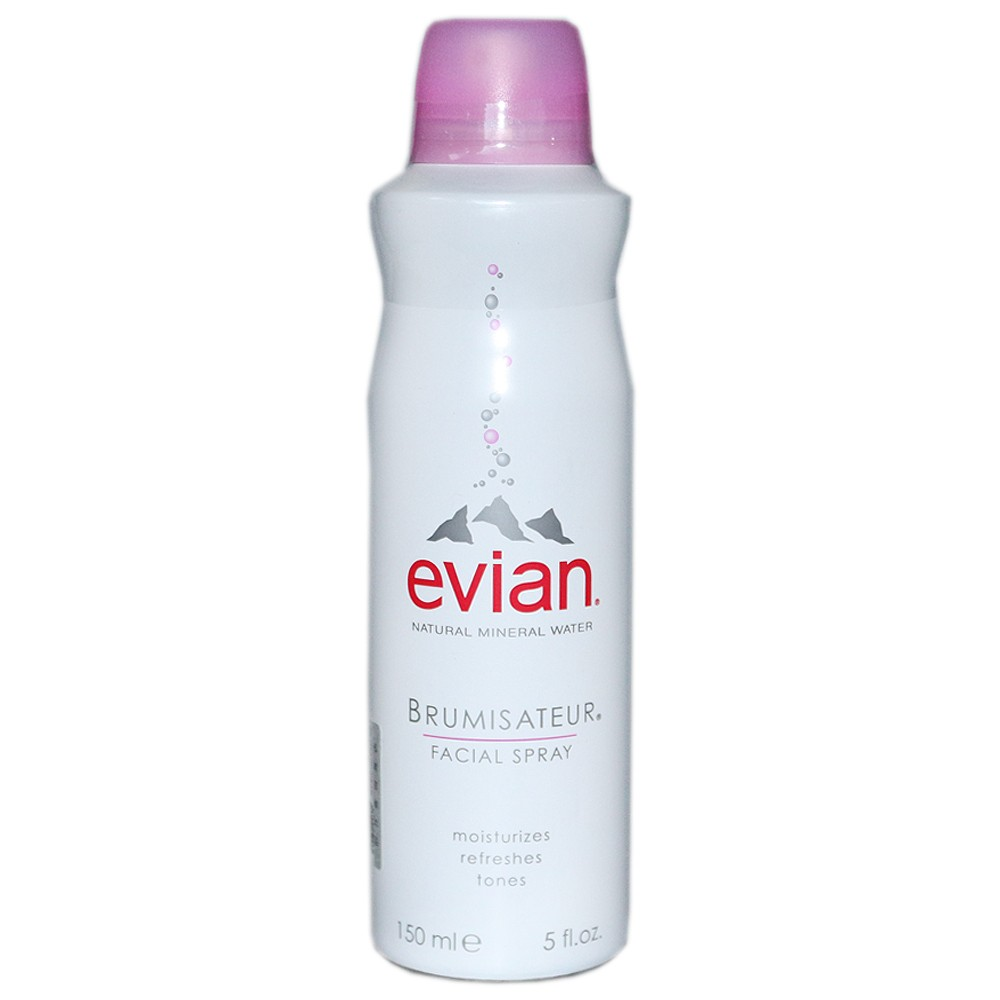 Evian Natural Mineral Water Facial Spray 150ml