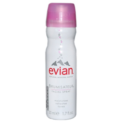 Evian Natural Mineral Water Facial Spray 50ml