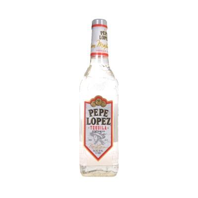 Pepe Lopez Premium Sliver Tequila 750ml