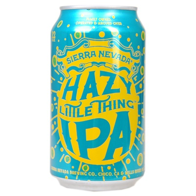 Sierra Nevada Hazy Little Thing IPA Beer 355ml