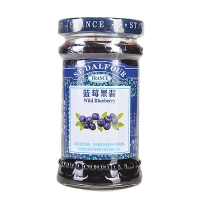 St.Dalfour Wild Blueberry Jam 170g