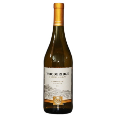 Woodbridge Chardonnay White Wine 750ml