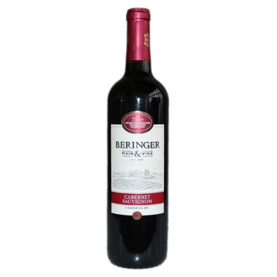 Woodbridge Cabernet Sauvignon Red Wine 750ml