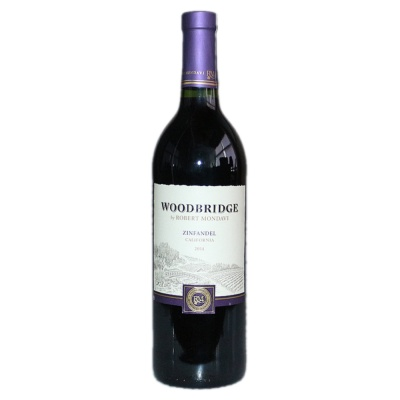 Woodbridge By Robert Mondavi Zinfandel Red Wine 750ml