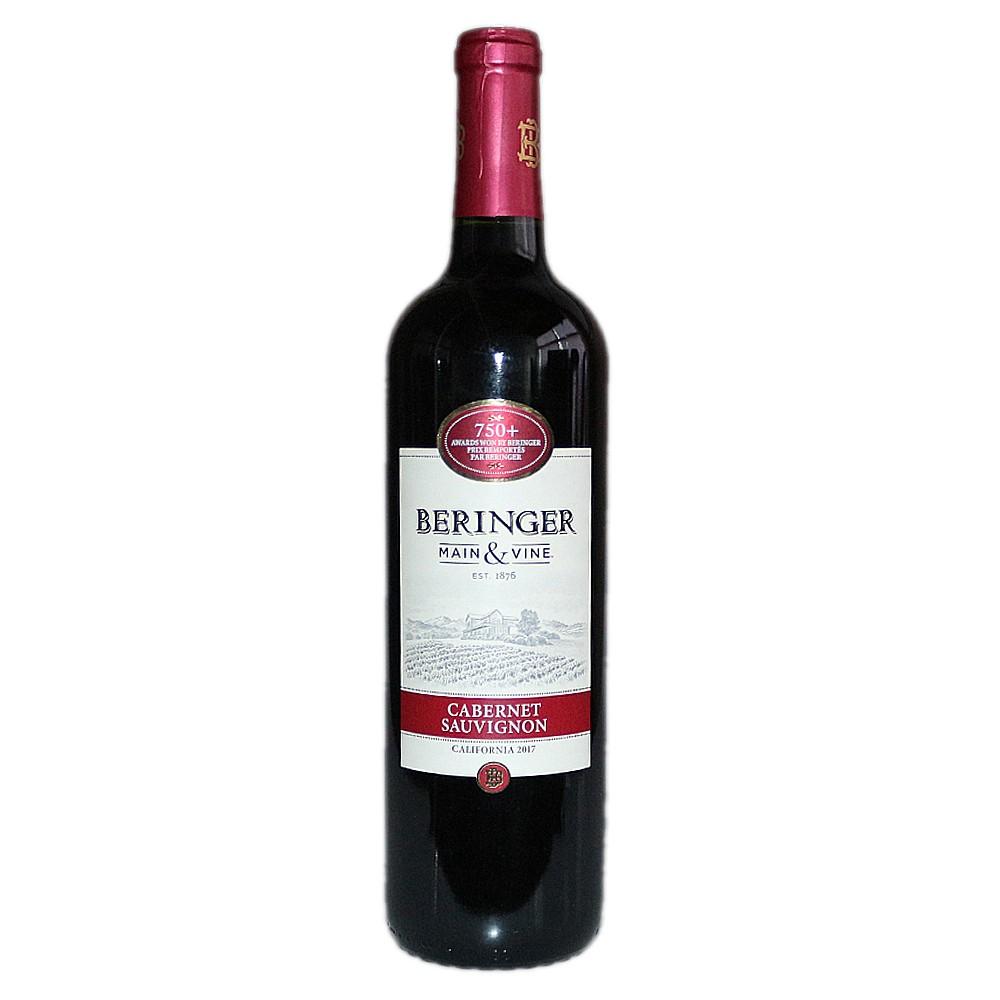 Beringer Main&Vine Cabernet Sauvignon California Red Wine 750ml