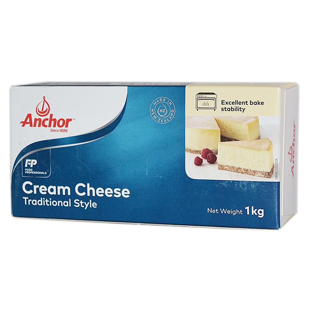 Anchor Cream Cheese 1kg
