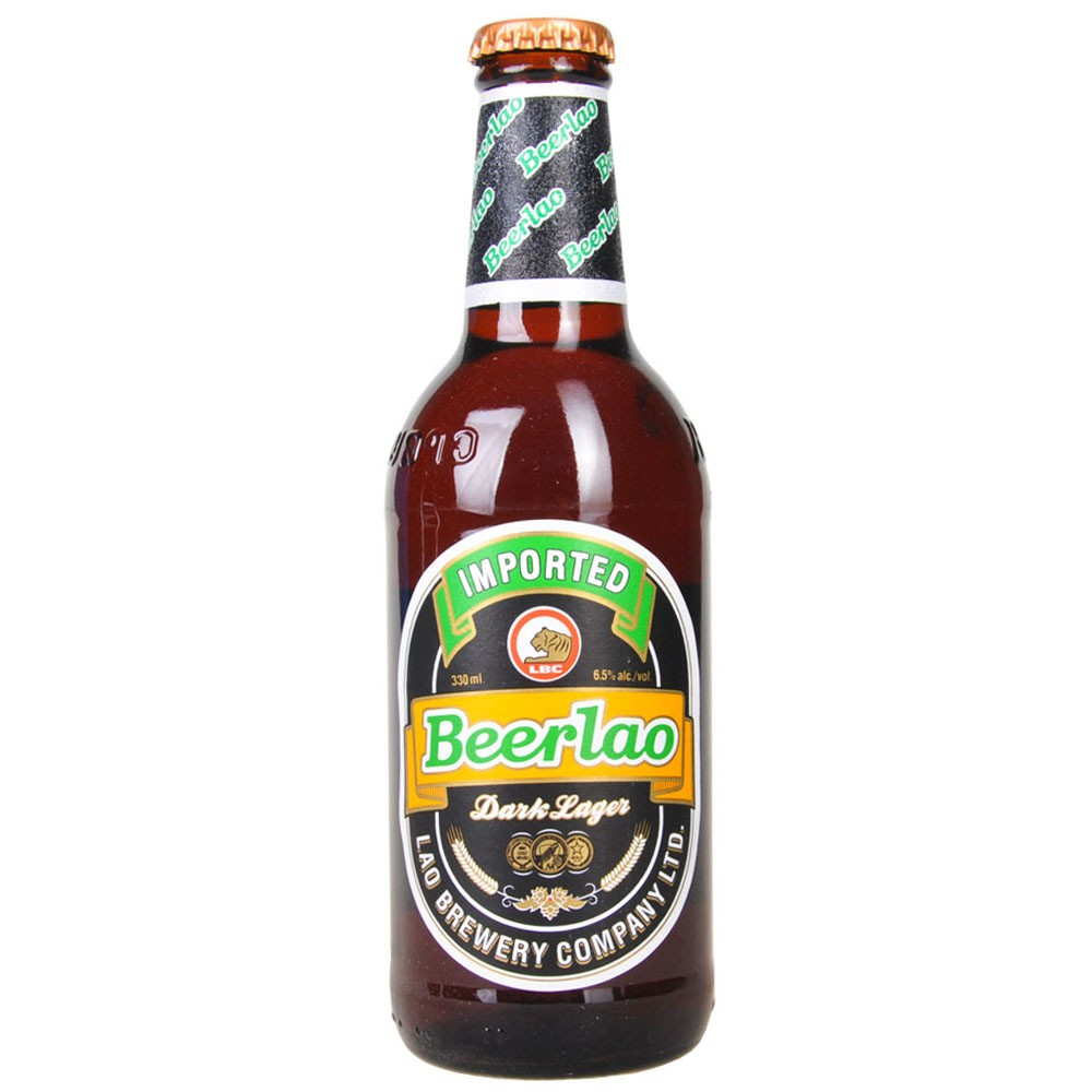 Beerlao Dark Lager 330ml