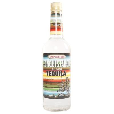 Conquistador Silver Tequila 750ml