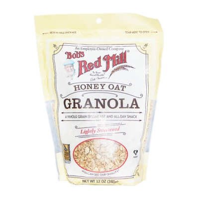 Bob's Red Mill Honey Oat Granola 340g