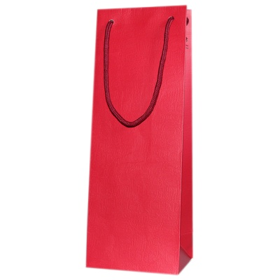 Red Wine Gift Bag (Single) 1p