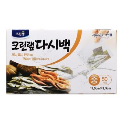 韩国克林莱茶袋11.5*9.5cm 50p