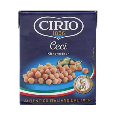Cirio Ceci Kichererbsen Chick Peas 380g