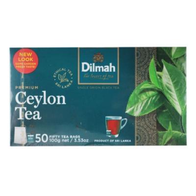 Dilmah Premium Ceylon Tea 50*2g