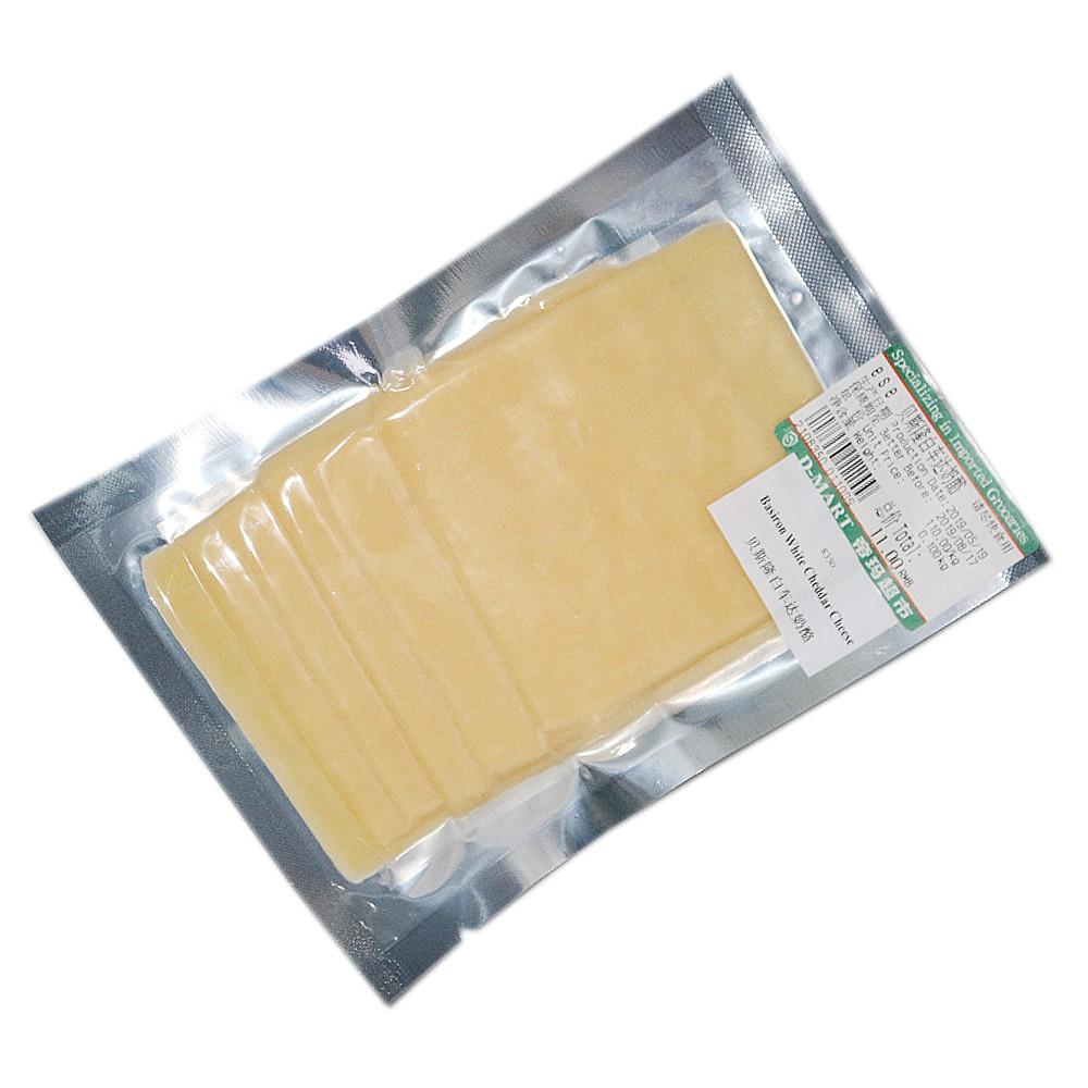Basiron White Cheddar Cheese 100g
