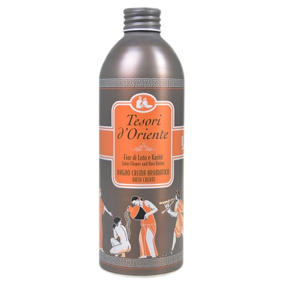 TesoriD Oriente Aromatic Cream Bath 500ml