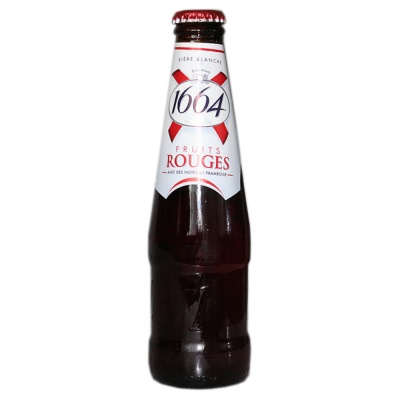 Kronenbourg 1664 Raspberry Beer 250ml
