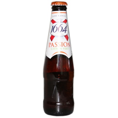 Kronenbourg 1664 Passion Fruit Beer 250ml