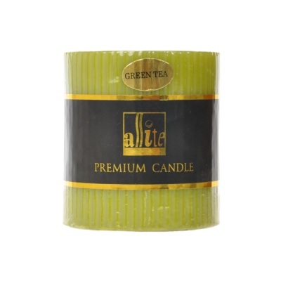 Allite Unicolor Green Tea Candle
