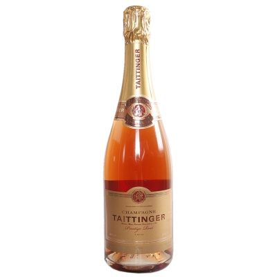 Taittinger Rose Champagne 750ml