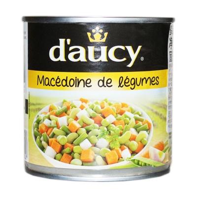 Daucy Macedoine De Legvmes Mixed Vegetables400g