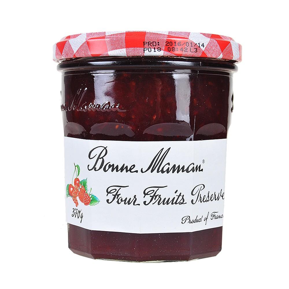 Bonne Maman Four Fruits Reserve Jam 370g