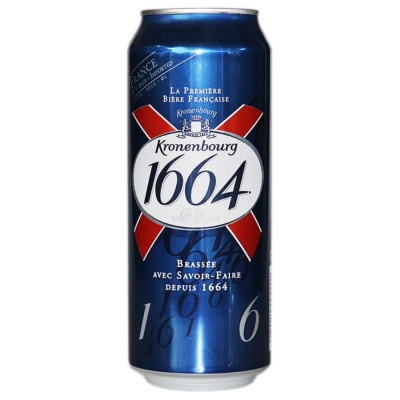 Kronenbourg 1664 Beer 500ml