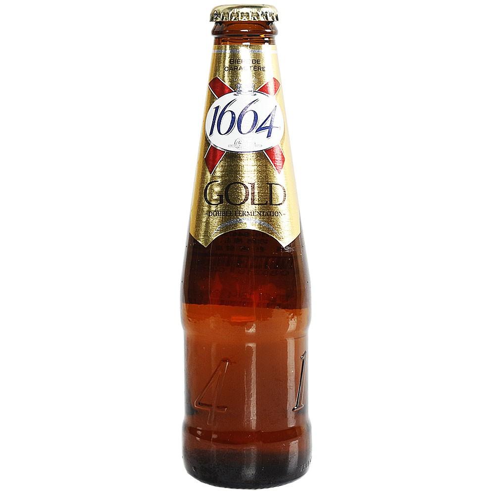 Kronenbourg 1664 Gold Beer 250ml