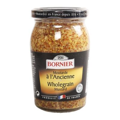 Bornier Wholegrain Mustard 210g